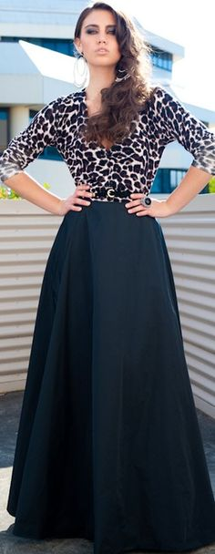 maxi skirt ♥✤ | Keep the Glamour | BeStayBeautiful