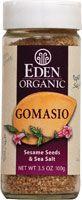 Eden Foods Organic Gomasio Sesame Seeds and Sea Salt