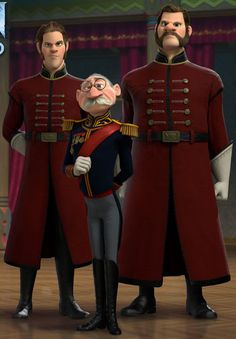 henchmen in Frozen - Google Search