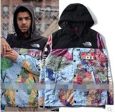 Mapa otoño chaqueta de alta calidad de 2014 nuevos modelos de cooperación Suprem chaquetas reflectantes 3M Bandera Moda Hombre capa encapuchada de la venta caliente en Chaquetas de Moda y Complementos en AliExpress.com   Alibaba Group