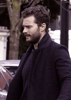 Jamie Dornan spotted in London - 25 Nov 2015