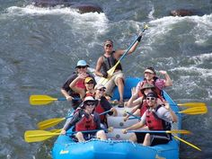 Mountain Man rafting in Creede, Colorado - They are the best!