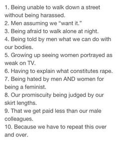 Why we need feminism in 2017