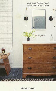 """comment trouvez-vous l'effet """"meuble"""" de chambre à couché?  #espaceplomberieduo"""