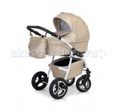 Коляска Riko Коляска Angelo Lux 2 в 1  Коляска Angelo LUXRIKO2 в 1 - универсальная детская коляска предназначена для детей с рождения и до 3-х лет. Стильные расцветки материала с добавлением орнаментных тканей.   В комплект коляски входит спальная люлька для новорожденного и прогулочный блок для подросшего малыша, которые можно устанавливать по ходу движения или против хода движения. Люлька коляски комфортная и удобная, сделана внутри из 100 % хлопка. Дно люльки – жесткое, это очень…