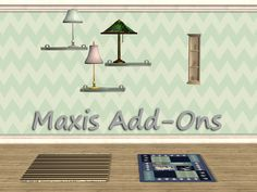 Some repositoried Maxis add-ons (GRANTED)
