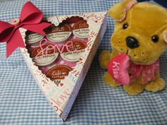 This is a really easy project.  Great idea from Cricut.com projects. #cricut and #valentine