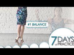 Balance - 7 Days of practice #1 - YouTube