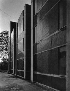 Erdman Hall Dormitories, Bryn Mawr College, Pennsylvania, 1960 65 By Louis  Kahn