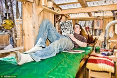 cosy eco-friendly micro houses made from household junk for less than $200
