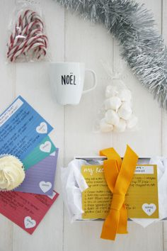 Last Minute Grocery Store Gift Box Ideas + FREE Printable!