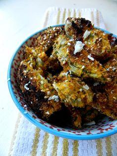 The Rosiest Cheeks: Lemon Breaded Artichoke-Hearts