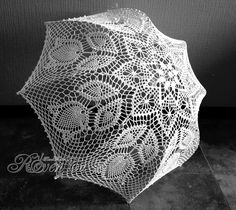 roventa-handmade, crochetedumbrella, weddingumbrella, вязаный зонт, свадебный зонт, зонт крючком, ажурный зонт