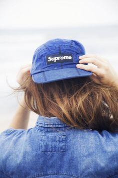 Supreme + denim.
