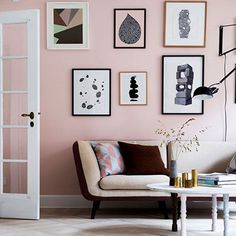 About Interior Decorating 6 Color Palettes to Bring Home This Spring by Sam Schriemer / AphroChic