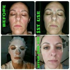 ItWorks facial masks are a wonderful. Shop Wrappedupwithamy.myitworks.com