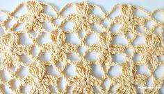 como tejer puntos fantasía a crochet