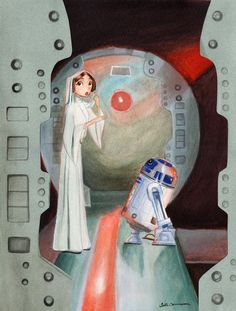 """Help me, Obi Wan Kenobi... you're my only hope"""