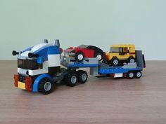 Totobricks: LEGO 31033 LEGO CREATOR 3 IN 1 2015 Vehicle Transporter http://www.totobricks.com/2015/10/lego-31033-lego-creator-3-in-1-2015.html