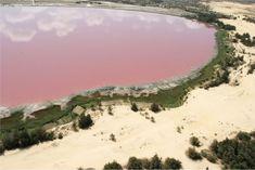 Розовое озеро Ретба в Сенегале (15 фото) http://ift.tt/2oXhGz0
