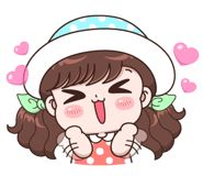 Boobib Lovely Daily (... | 光頭賣 - 最大的LINE貼圖代購網 | 全館通通降五元 VIP儲值300送40 Baby Girl Earrings, Cute Couple Cartoon, Cartoon Gifs, Girl Humor, Anime Chibi, Cute Stickers, Cute Couples, Smurfs, Funny
