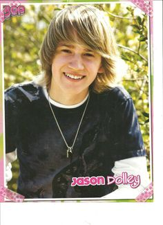 Jason Dolley, Full Page Pinup