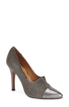 Kay Unger 'Nariah' Pointy Toe Pump (Women) available at #Nordstrom