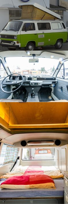 "VW T3 California - ""Slow Joe"" bringt Nostalgie und Fahrspaß #vw #t3 #vwbus #vwcamper #camper #camping #campanda"