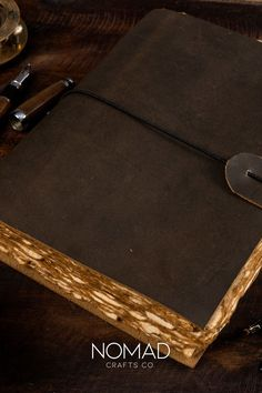 Naturally-tanned and crafted by Indian artisans with love and care, this vintage journal looks and smells like it's the real deal. Refillable Journal, Leather Bound Journal, Water Buffalo, Paper Book, Crazy Horse, Book Of Shadows, Vintage Paper, Vintage Leather, Artisan