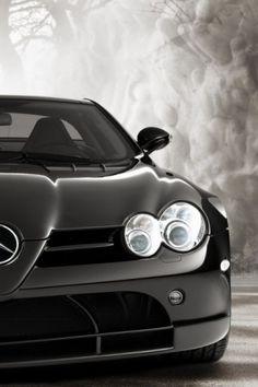 SLR McLaren- #LadyLuxuryDesigns