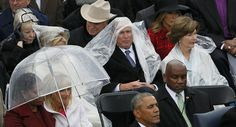 El guiño a Batman, la mirada asesina de Clinton y otras curiosidades de la investidura de Trump - http://wp.me/p7GFvM-xpd