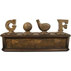 Golf Decorative Box