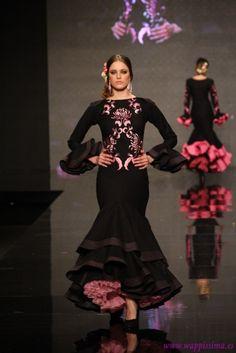 Traje de Flamenca - Lina - SIMOF-2013