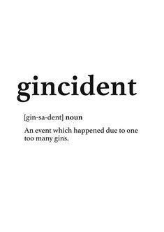 Gin-Druck Gin Geschenk Gin und Tonic Gin Geschenke für