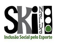 Logo Projeto Social Ski na Rua  Saiba + sobre o Projeto