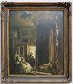 "London_Tate. Джеймс Прайд (James Pryde, 1866-1941) ""Доктор"", выст. 1909. Artists, Album, London, Painting, Painting Art, Paintings, Painted Canvas, London England, Artist"