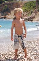 Med en forholdsvis kort flytur er Spania et ypperlig sted å reise til med barn.