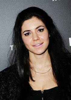 Marina and the Diamonds at the Three Six Zero and Nokia MixRadio Party in London | 19 February 2014