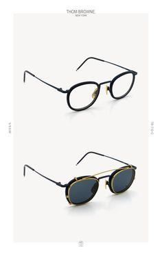3ebd2d0273c THOM BROWNE. eyewear 2015S S 最新作のご案内 ポンメガネ. Mens GlassesThom BrowneSpecs EyewearLensesGlassesSunglassesEyeglasses