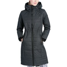 Lolë - Emalin Insulated Jacket - Women's - Dark Charcoal