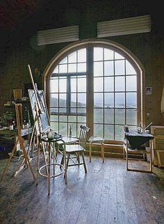 Estudio de Pintura / Inglaterra