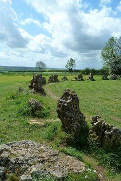 Rollright Stones | Oxon Oxfordshire