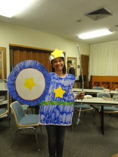 Seminary At Six AM (And Youth Activities at Any Time): The Whole Armor of God