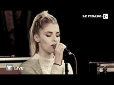 The world was on fire and no one could save me but you... London Grammar... Wicked Game... (cover)