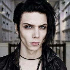 Andy is like... Omg, he's like my #saviour