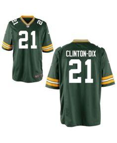 125ec2d26 Nike Men s HaHa Clinton-Dix Game Jersey - Green XXL Nike Nfl