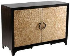 Modern 2 Door Cabinet via @Cort Furniture