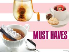 Must Haves: 11 Quirky Tea Infusers For Funny Folks