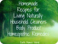 Natural Living Recipes