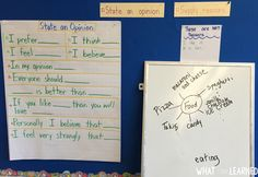 How to Teach Opinion Writing